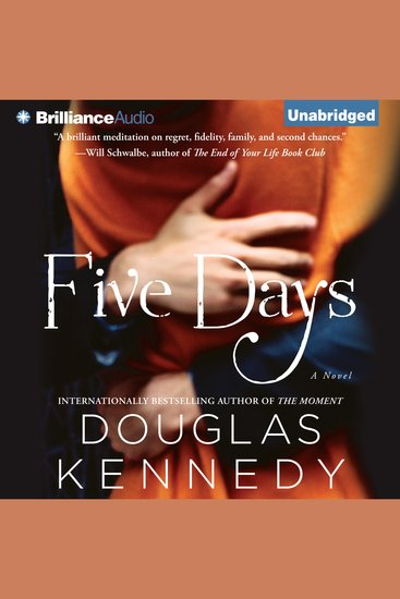 Five Days - A Novel - cover