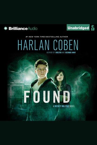 Found - cover