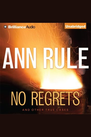 No Regrets - And Other True Cases - cover