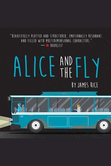 Alice and the Fly - cover
