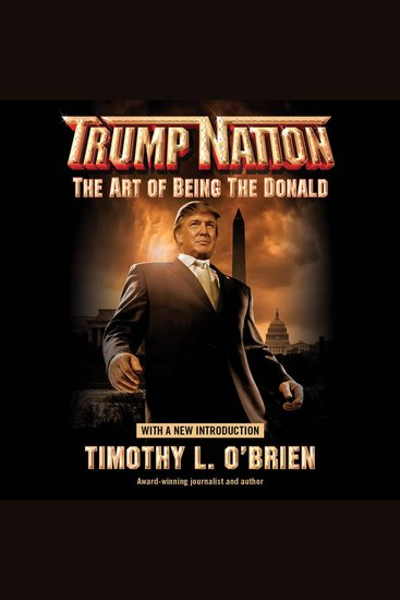 TrumpNation - The Art of Being The Donald - cover
