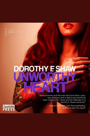 Unworthy Heart - The Donnellys #1 - cover