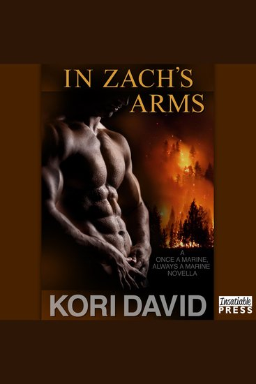 In Zach's Arms - Once a Marine Always a Marine Book 1 - cover