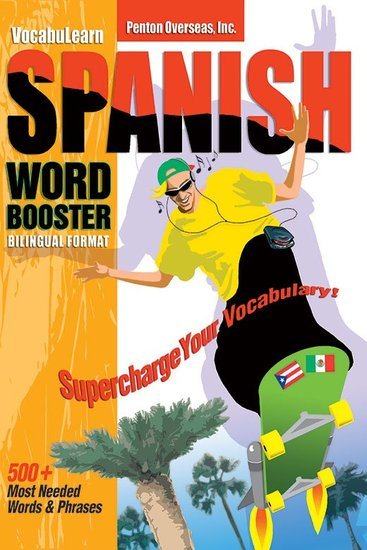 Spanish Word Booster - cover