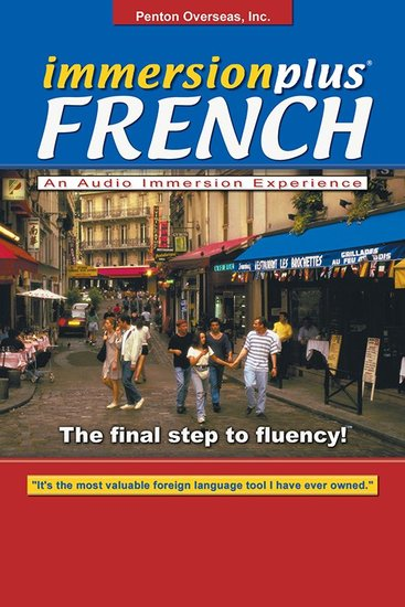 ImmersionPlus French - cover