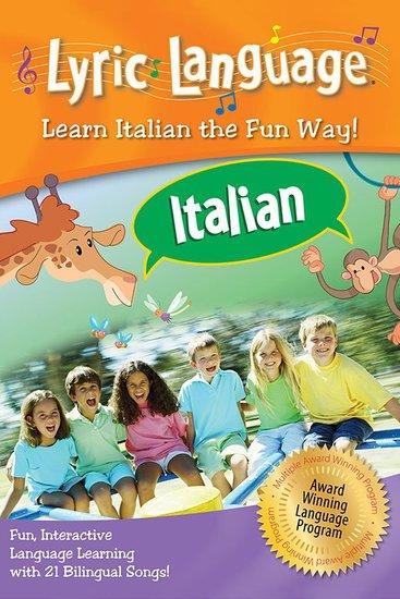 Lyric Language Italian - cover