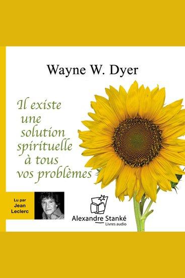 Il existe une solution spirituelle à tous vos problèmes - cover