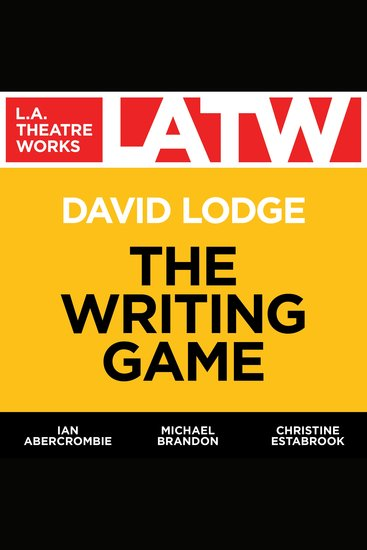 The Writing Game - cover