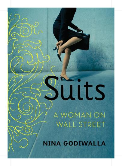 Suits: A Woman on Wall Street - cover