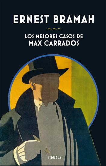 Los mejores casos de Max Carrados - cover