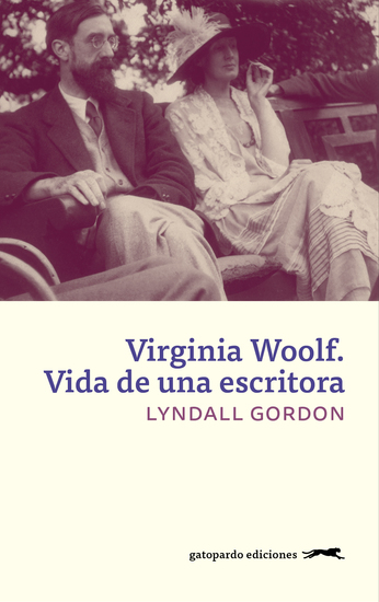Virginia Woolf Vida de una escritora - cover