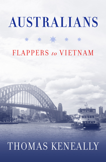 Australians - Flappers to Vietnam - cover