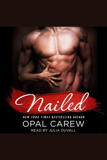 Nailed - cover