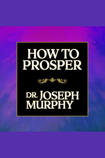 How to Prosper - cover