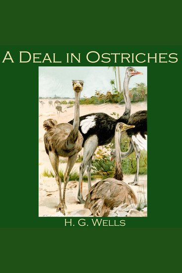 A Deal in Ostriches - cover