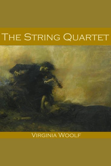 The String Quartet - cover