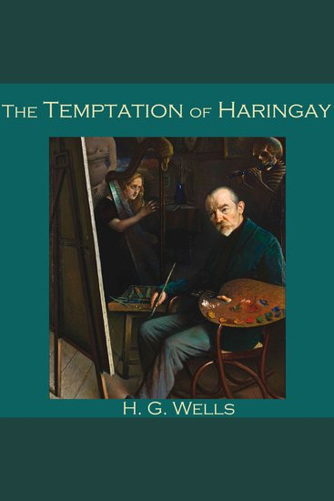 The Temptation of Haringay - cover