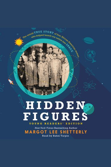 Hidden Figures Young Readers' Edition - cover