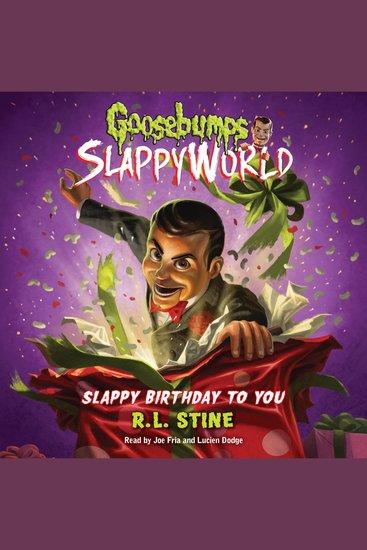 Slappy Birthday to You - cover