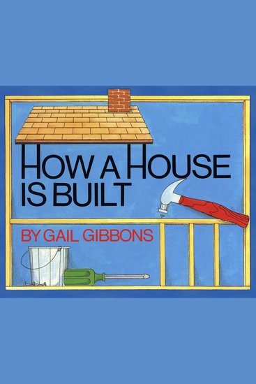 How a House is Built - cover
