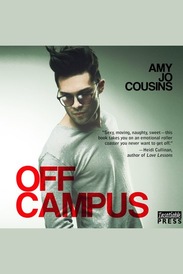 Off Campus - Bend or Break Book 1 - cover