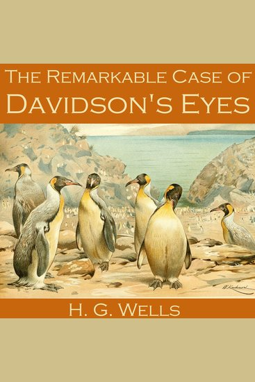 The Remarkable Case of Davidson's Eyes - cover