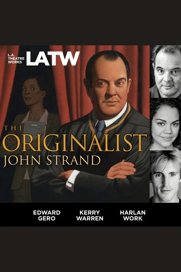 The Originalist - cover
