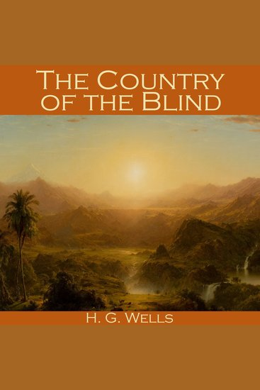 The Country of the Blind - cover