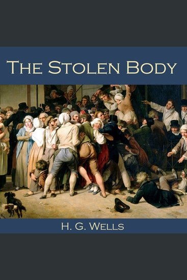 The Stolen Body - cover