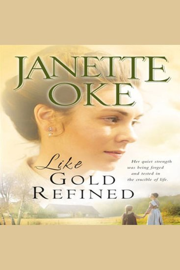 Like Gold Refined - cover