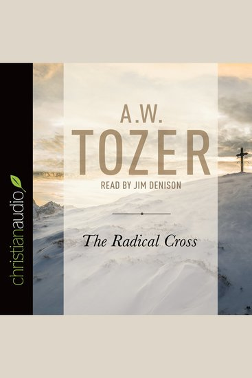The Radical Cross - Living the Passion of Christ - cover