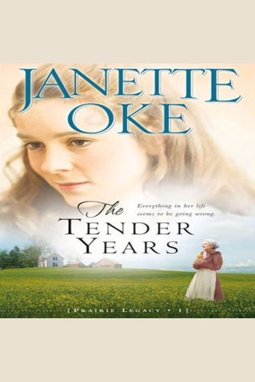 The Tender Years - cover