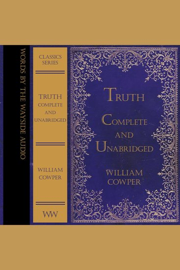 Truth - Complete and Unabridged - cover