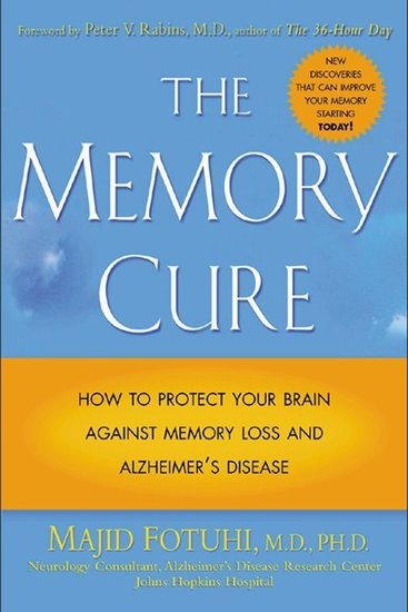The Memory Cure - cover