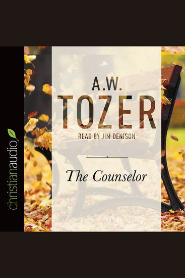 The Counselor - cover