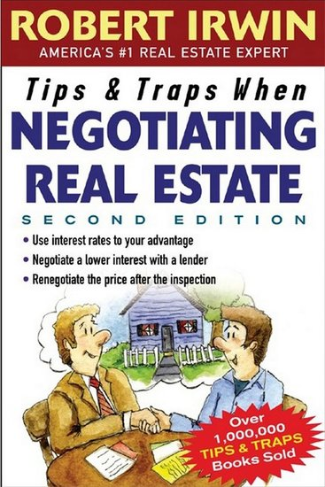 Tips & Traps When Negotiating Real Estate - cover