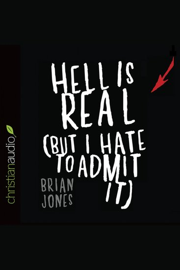 Hell Is Real - But I Hate to Admit It - cover