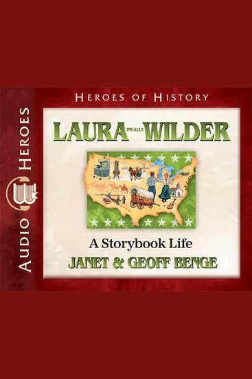 Laura Ingalls Wilder - A Storybook Life - cover