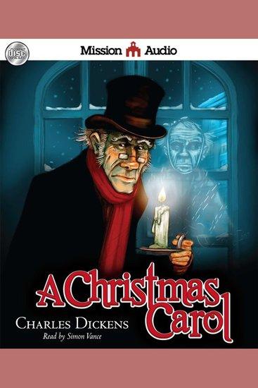 Christmas Carol A - cover