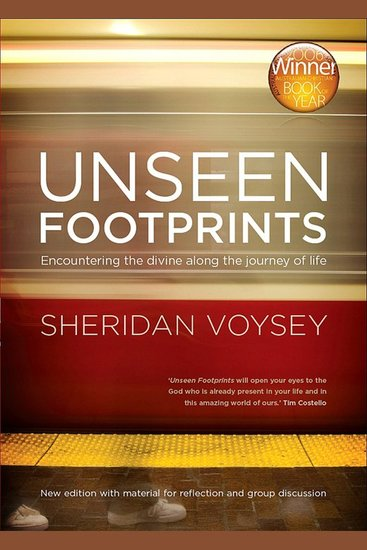 Unseen Footprints - Encountering the Divine Along the Journey of Life - cover