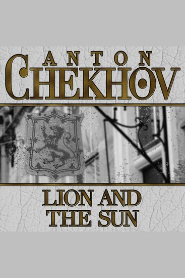 Lion and the Sun - cover