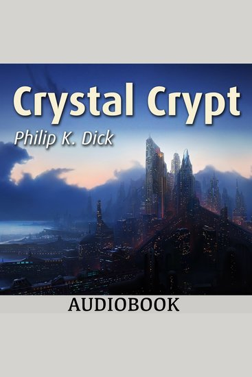 Crystal Crypt - cover
