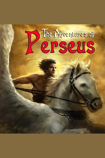 The Adventures of Perseus - A Greek Myth - cover