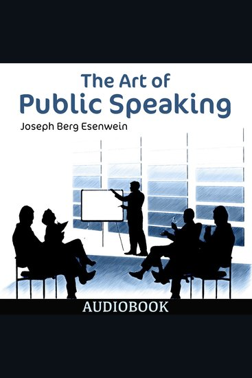 The Art of Public Speaking - cover