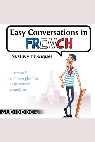 Easy Conversations in French - cover