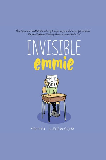 Invisible Emmie - cover
