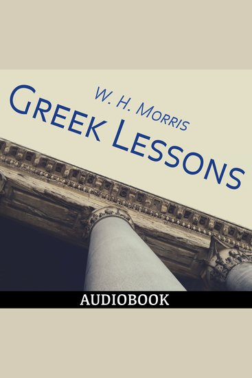 Greek Lessons - cover