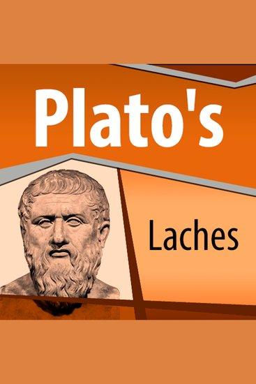Plato's Laches - cover