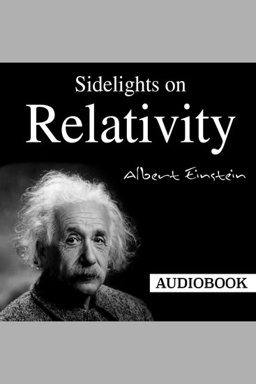 Sidelights on Relativity - cover