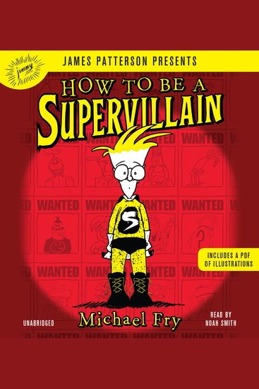 How to Be a Supervillain - cover